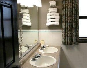 Bayshore Cottage Bathroom Sinks