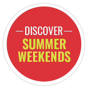 discover summer weekends