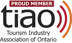 Tourism Industry Association Of Ontario Proud Member Logo