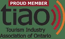 Tourism Industry Association Of Ontario Proud Member Logo