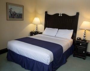 Twin Fern Master Bedroom